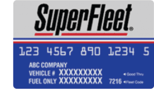 SuperFleetCard